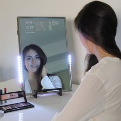 Perseus Smart Mirror - . http://mtr.li/2nMicxo #musthave #musthaves #loveit