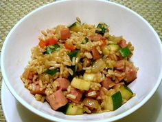 Fried Rice Variations at The Gluten-Free Homemaker