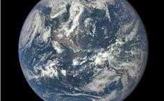 O satélite DSCVR revela nova imagem da Terra em alta resolução. A publicação foi feita pelo site oficial da Nasa.