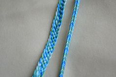 One of my most favorite crafts to do when I was in elementary school was to make friendship bracelets.  If you were my friend, acquaintance and sometimes even my enemy you received a friendshi...