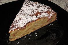Apple - cream cheese - sponge cake - Kuchen, Muffins und Co - Best Cake Recipes Cupcake Recipes, Dessert Recipes, Chocolate Cheesecake Recipes, Cake With Cream Cheese, Dessert For Dinner, Sponge Cake, Cookie Desserts, Quiches, Bread Baking