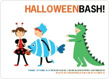 Beautiful invites for your Halloween bash