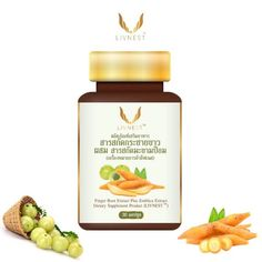 Livnest Finger Root Extract Plus Emblica Extract is the dietary supplement containing Finger Root Extract that helps promote the function of the immune system, relieves dizziness, and cures diarrhea. It has anti-inflammatory, anti-virus, and anti-bacterial effects, and has vitamin C that helps slow down aging, and has antioxidant effect. In addition, it contains Shiitake Mushroom Extract and...
