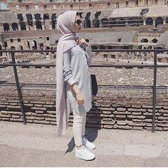 Hijabe fashion inspiration