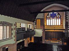 C R Mackintosh Church Mackintosh Furniture, Charles Rennie Mackintosh, Glasgow, Mansions, House Styles, Places, Image, Home, Architecture
