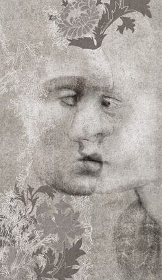 Julie Massy #illustration #drawing #portrait
