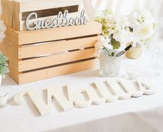 Guestbook Alternative for Wedding or Party Last by ZCreateDesign