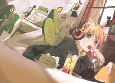 Vocaloid - Kagamine Len