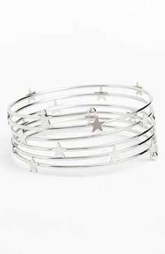05ffa94cff20 Metal Haven by Kendall   Kylie Star Coil Bracelet (Juniors)