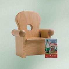 KWO Sessel natur #75829