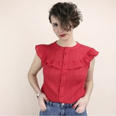 Suzon blouse - Republique du chiffon
