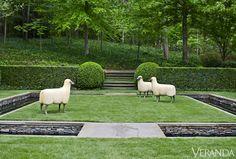 Nancy Braithwaite Design - Atlanta Home - Veranda