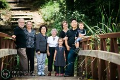 Family Portraits in the Park - New Richmond, Wisconsin