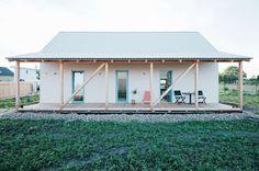 Diseño casa de campo moderna   Construye Hogar
