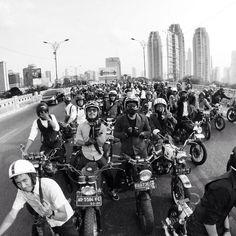 Distinguished Gentleman's Ride Jakarta 15