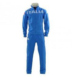 #Kappa #Tuta sportiva EROI TKS #ITALIA 2010 Heritage Uomo