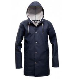Stockholm  – Stutterheim Raincoats  I LOVE NAVY ...... Bitte fertigt das Modell Arholma auch in NAVY !!!