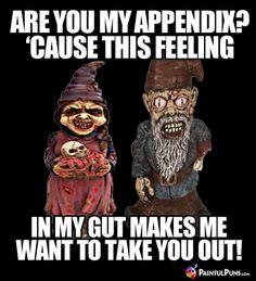 Painful Puns. Gnome Puns Intended, Funny Gnomes Telling Jokes, Troll Humor, Elfin Laughs - Gnome Kidding! Pg.7