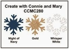 Be Creative with Nicole: Golden Stars for CCMC280