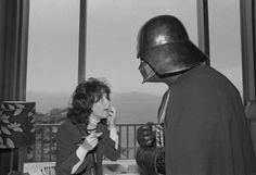Grace Slick, Darth Vader
