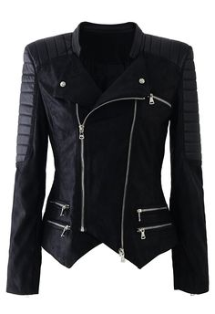 Motocycle Jacket. LOVE! So sexy!