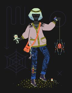 Witch Series: Voodoo Doll byy Camille Chew