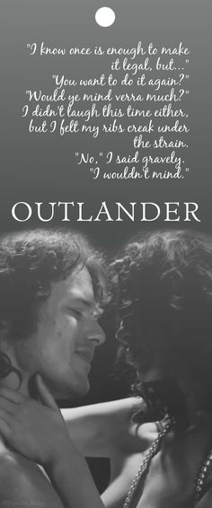 Good morning Outlanders! Have a slightly naughty bookmark for your day! As always, if you want a printable file, email me at idinnahavetime@gmail.com :)