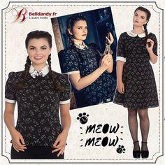 Collection Hell Bunny - Matou Meow Meow  https://www.belldandy.fr/catalogsearch/advanced/result/?marque=19  Profitez de -10% sur notre site: www.belldandy.fr avec le code: FACEBOOK https://www.facebook.com/belldandy.fr/photos/a.338099729399.185032.327001919399/10155694022714400/?type=3