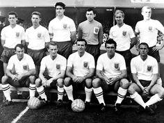 Bobby Charlton, School Football, Football Team, Blackpool Fc, Jimmy Greaves, Gordon Banks, Anglia, Bobby Moore, Team Building