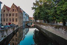 Views of Bruges