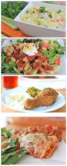 30 Minute Dinner Ideas