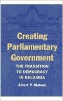 This book tells the story of the creation of a directly elected president in Bulgaria and the events in the first years of democracy