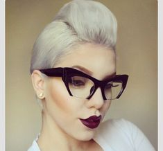 Hello beautiful!!! Fabulous eyewear by Miu Miu a must have!!!!!