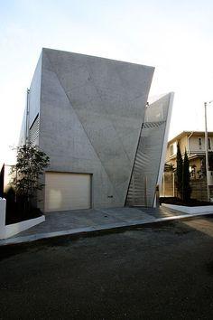 一級建築士事務所 有限会社エスプレックス 『Ic』  http://www.kenchikukenken.co.jp/works/958534380/567/