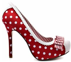 not_rated_red_white_polka_dot_shoe.  I want these couldn't did them in my size, bummed DOROTHY JOHNSON