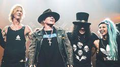 Guns N' Roses confirma su visita a seis países en su gira latinoamericana | Radio Panamericana