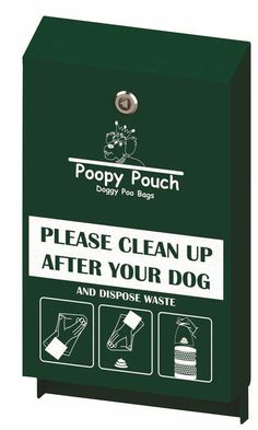 CROWN PRODUCTS Poopy Pouch Pet Waste Header Bag Dispenser, Hunter Green >>> Learn more by visiting the image link. (This is an affiliate link and I receive a commission for the sales) #Pets