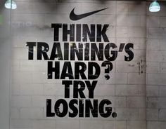 if you train hard you won't lose that much but if  you think it's a waste of time you will lose