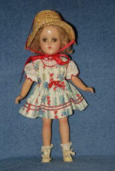 "Nice 14"" Vintage Arranbee Nancy Lee Coposition Doll | eBay"