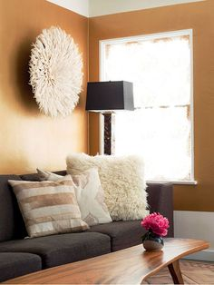 2013 Contemporary Living Room Decorating Ideas from BHG