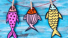 Enamel, Drop Earrings, Diy, Accessories, Montessori, Twitter, Home, Origami Fish, Fishing Games
