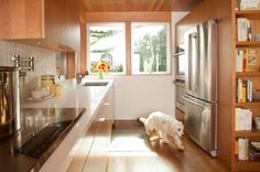 adelaparvu.com despre extindere de casa cu lemn in stil contemporan, Manzanita Drive Remodel, Burton Architecture, Foto Cesar Rubio (10)
