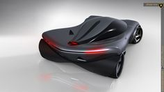 2020 Lamborghini Minotauro Design Concept - phase one