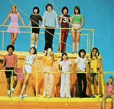 New Mickey Mouse Club ~ 70's.