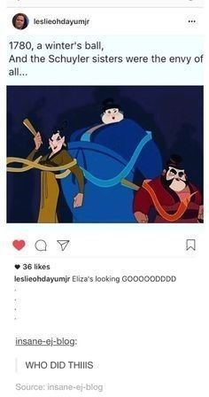 Read Schyler Sisters from the story HAMILTON PICS AND MEMES by Squigglyarms (Squiggle lines) with reads. Alexander Hamilton, Hamilton Musical, Dear Evan Hansen, Theatre Nerds, Musical Theatre, Broadway Theatre, Disney Memes, Disney Pixar, Punk Disney