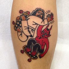 30 Ideas For Tattoo Traditional Devil Art Unique tattoo – Top Fashion Tattoos Trendy Tattoos, Unique Tattoos, Cute Tattoos, Leg Tattoos, Beautiful Tattoos, Body Art Tattoos, Small Tattoos, Tattoos For Guys, Tattoos For Women