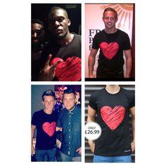 RED HEART T AVAILABLE @ www.illusionattire.com