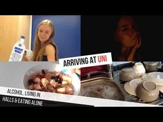 Hanne Arts: MOVING INTO UNI | Surviving Fresher's Week