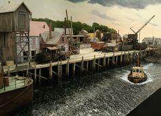 Cranberry Wharf - Coast Line RR