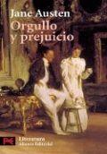 Orgullo y prejuicio de Jane Austen.